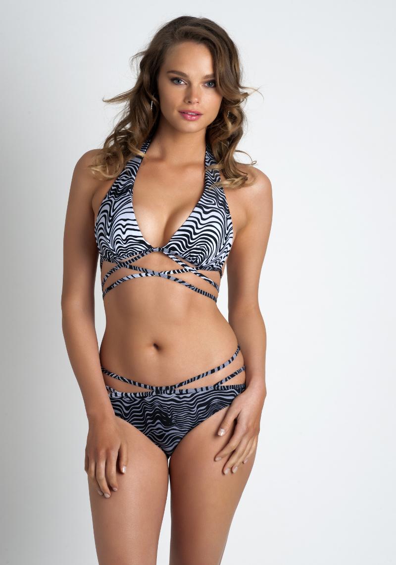 Kamari Halter / Hipster Bikini