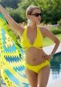 Fira Push Up Bikini Top + Lattice Bottom